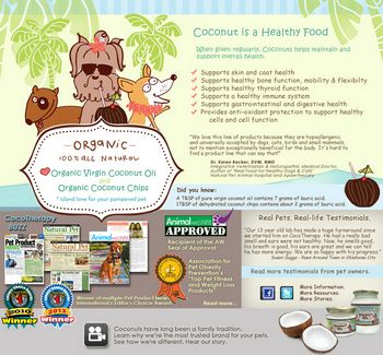 Coco Therapy Treats and Supplements